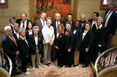 LoneStar Team at the State of California Auction