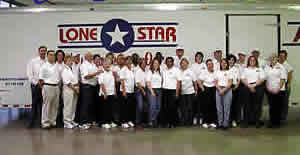 LoneStar Team at the State of Texas Auction in Austin